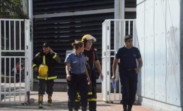 Pánico y corridas por un principio de incendio en el edificio del Poder Judicial