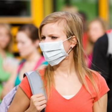Alerta ante posible caso de Gripe A detectado en un colegio del casco céntrico