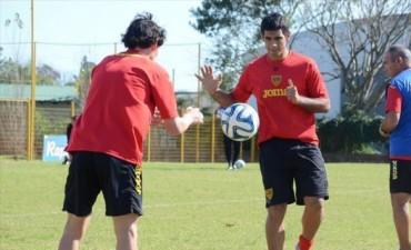 """José """"Pepe"""" Sand está por primera vez entre los concentrados de Boca Unidos"""