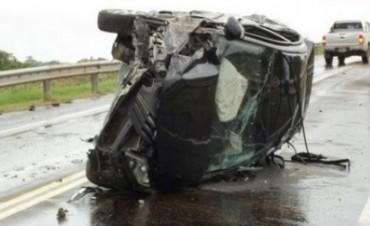 Seis muertos en siniestros viales entre sábado y domingo