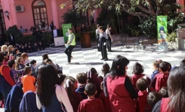 Lanzaron un programa de Educación Vial que será parte de la currícula escolar