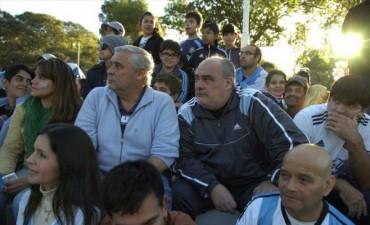 """Colombi dijo que no recibirá a Ríos y lo tildó de """"bipolar"""""""