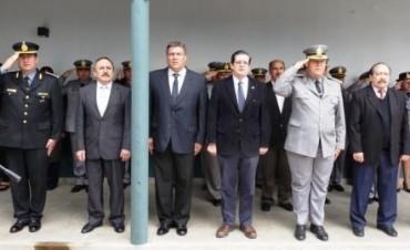 Asumieron nuevos jefes del Servicio Penitenciario