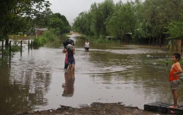 Advierten que se adelantarán las lluvias e inundaciones