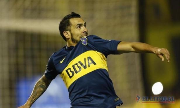 Boca venció a Godoy Cruz y sigue en la punta del torneo con San Lorenzo