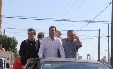 """Massa: """"Quiero un país diferente en el que Corrientes no sea discriminada"""""""