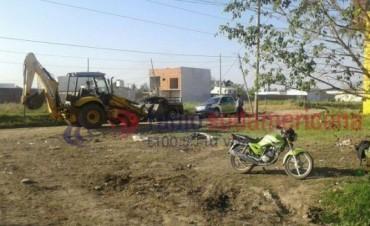 Al menos 12 familias ocuparon terrenos en el barrio Popular