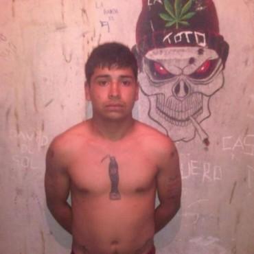 """Crimen de Maxi: el prófugo """"Oscarcito"""", acechado, se entregó en la Comisaría 4ª"""