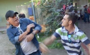 Fotógrafo de El Litoral agredido tras reclamar que ya habían votado con su nombre