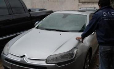 Hallaron en Corrientes dos autos de alta gama robados en Buenos Aires