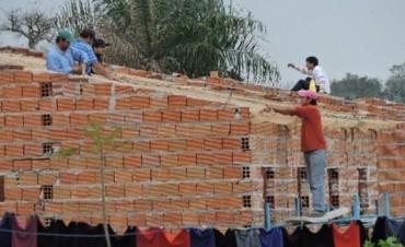 Santa Catalina: entre terminadas y en ejecución hay en total 1.114 viviendas