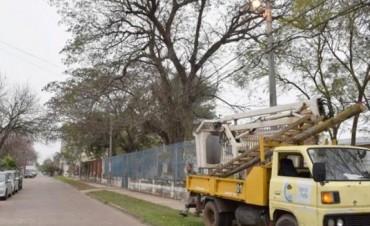 Instalan 14 cámaras de seguridad en el Aldana tras el asesinato de Maxi Aquino