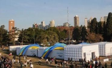 """Ríos y funcionarios de Nación inaugurarán la muestra itinerante """"La Marca de lo que Somos"""""""
