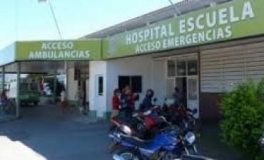 Colombi prometió guardia policial para los hospitales