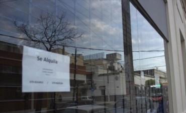 Comercios: impuestos y alquileres no dejan abrir un negocio más de 5 meses