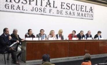 Convocan para el viernes 11 de septiembre a un debate de candidatos a legisladores
