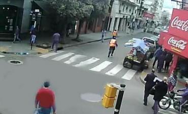 Cámaras de videovigilancia y agentes de tránsito frustraron hechos delictivos
