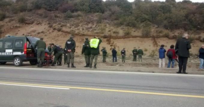 Hallaron el cadáver del joven policía en Bariloche