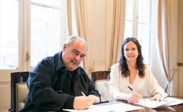 La Provincia se sumó al plan Primera Infancia y firmó un convenio en economía social