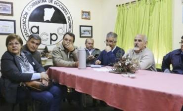 El frente sindical docente recurre a la Iglesia para abrir instancia de diálogo