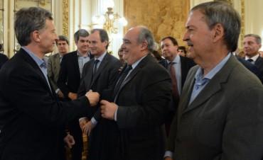 Coparticipación: tras el acuerdo, Colombi elogió al gobierno de Macri
