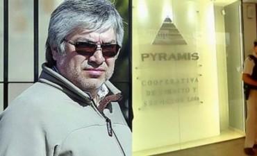 Descubren que empresa de Lázaro Báez tenía conexión con Pyramis