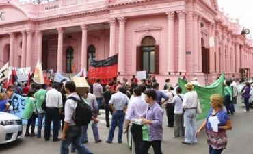 """ATE parará mañana contra """"el ajuste"""" de Macri y con reclamos provinciales"""