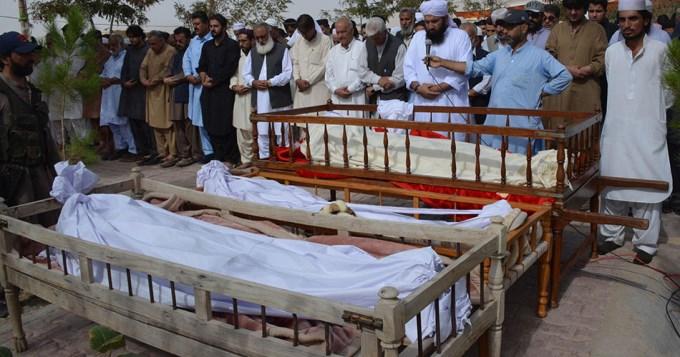Atentado en Pakistán dejó 70 muertos y 200 heridos