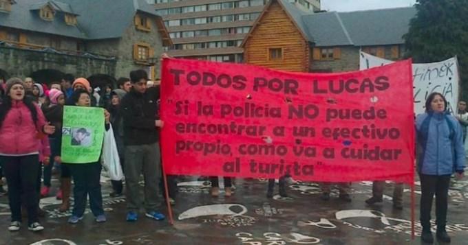 Cae policía por la desaparición de Lucas Muñoz