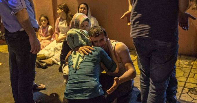 El atacante suicida en Turquía fue un adolescente