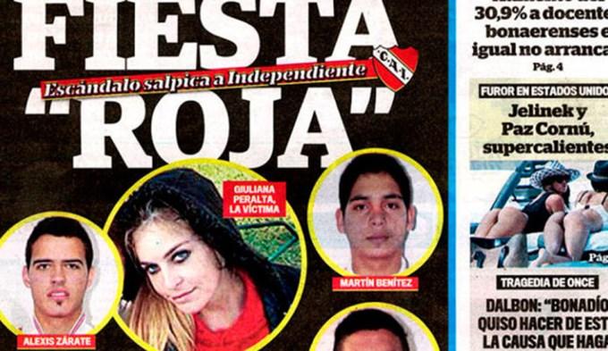 Ex jugador de Independiente a juicio oral por abuso sexual