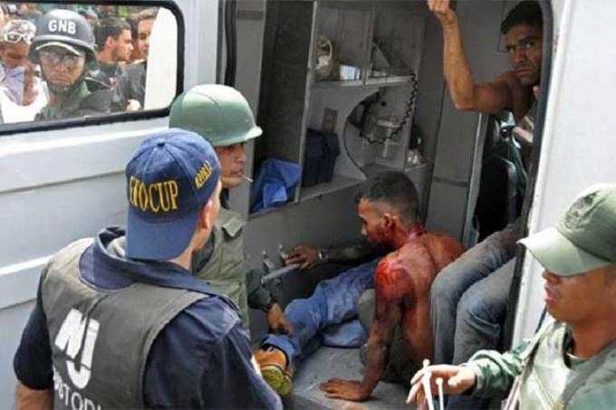 Explosión en cárcel de Venezuela deja 5 muertos