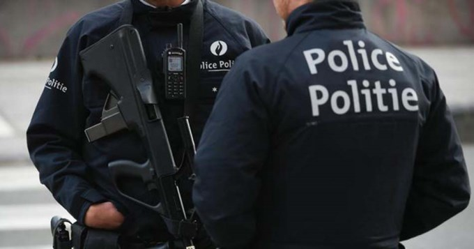 Falleció el hombre que atentó contra dos policías en Bélgica