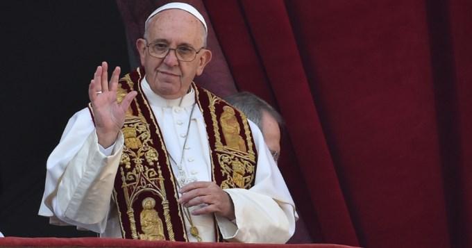 Francisco condenó el atentado en Pakistán