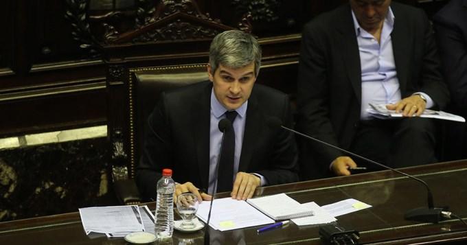 Marcos Peña anunció cambios en Ganancias
