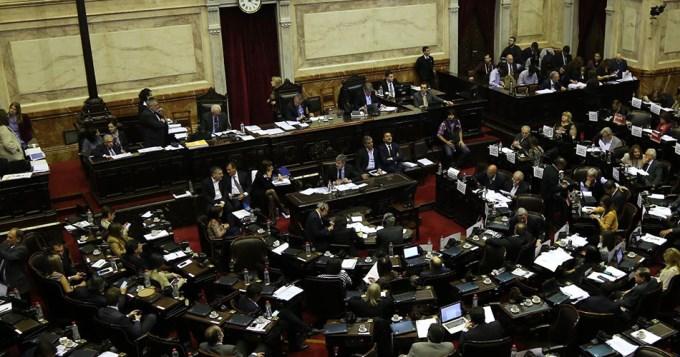 Marcos Peña expuso su informe en Cámara de Diputados