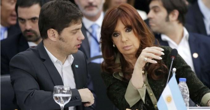 Marijuan citó a indagatoria a Cristina y a Kicillof