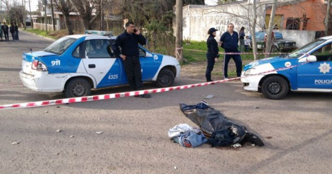 Mauro Matos atropelló y mató a un motociclista