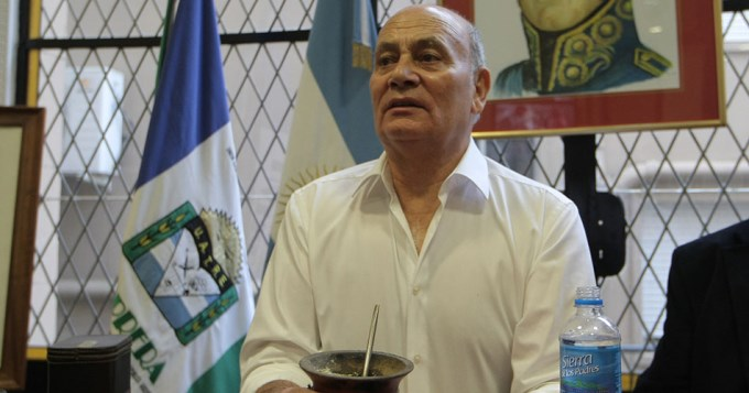 Momo Venegas impugnó congreso de CGT
