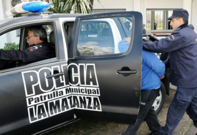 Policía abatió de un tiro a delincuente en Villa Luzuriaga