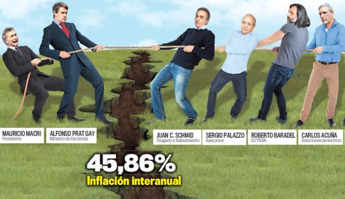 Salarios: se tensa la discusión entre sindicatos y el gobierno