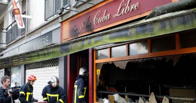 Trágico incendio en bar de Francia deja 13 muertos