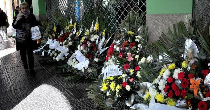 Velaron los restos del sindicalista Raimundo Ongaro