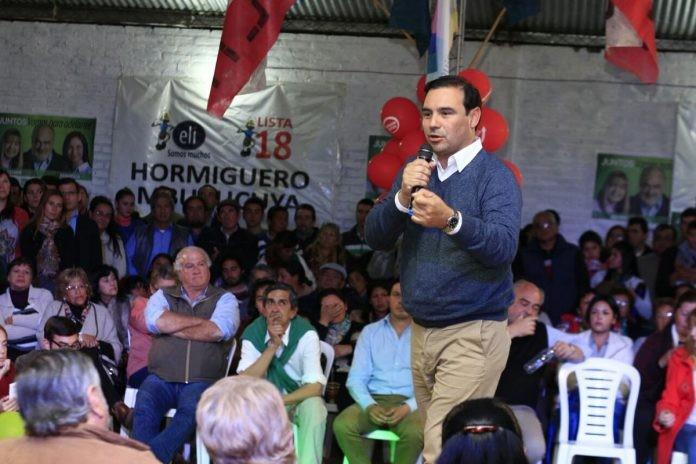 """Valdés: """"Es vital alinear la Provincia y los Municipios con la Nación para mejorar la infraestructura"""""""