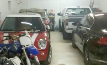 Cayó banda que robaba autos en Buenos Aires y los traía a Corrientes