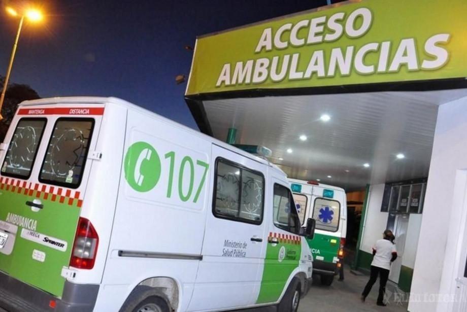 Un joven murió tras el choque entre una moto y un auto sobre avenida Costanera
