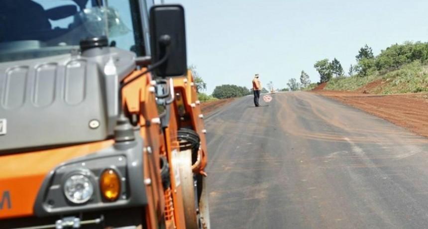 Piden controles y balanzas en la ruta que conecta Santo Tomé con Misiones