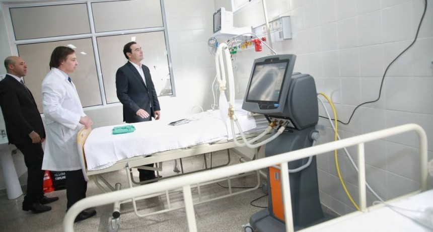 En Paso de los Libres, Valdés remarcó la importancia de invertir en el bienestar de los ciudadanos