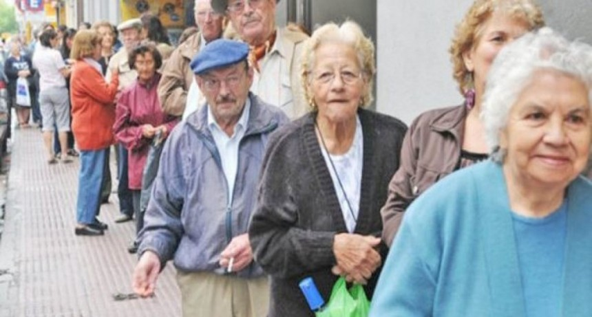 Los jubilados siempre pierden