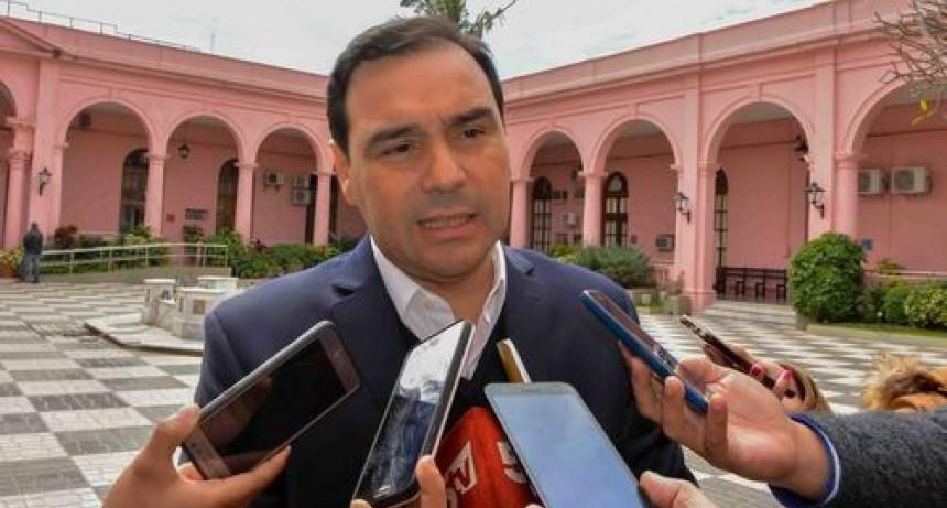 El gobernador Valdés anunciará una fórmula para suplir al fondo sojero
